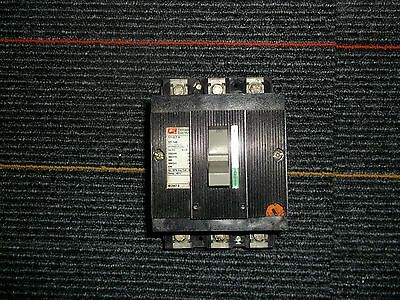 Federal Electric Select 2 Sel160  125 Amp Triple Pole Mccb Circuit Breaker