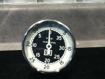 SW Stewart Warner RPM GAUGE Hand Held