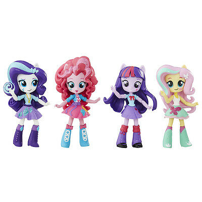 My Little Pony Equestria Girls Elements of Friendship Sparkle Collection Pack