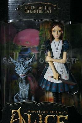 American McGee's Alice and The Cheshire Cat in Wonderland Big Eyes New EA Games