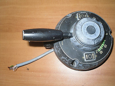 Simrad FU35 Full Follow Up Lever - Tested & Working 100% - Rare Find! Warranty!