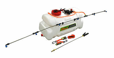 ATV QUAD 12v AGRICULTURAL SPRAYER 50 Litres with 2.2 metre BOOM and hand lance