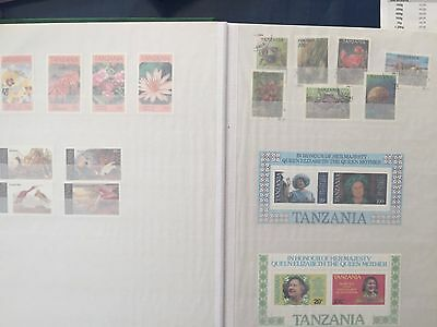 Africa excellent collection with m/s and many thematic incl animals stamps etc
