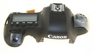 Canon Eos 6D Top Cover Housing New Made By Canon Genuine