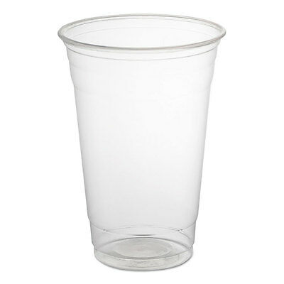Dart Polypropylene Cups Cold Cups 20 oz Clear 50/Bag 12 Bags/Carton 20PX