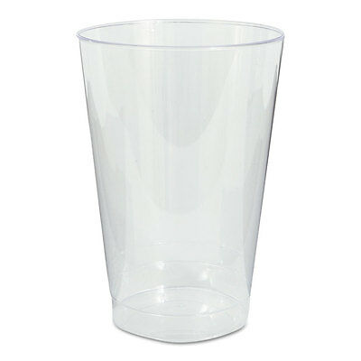 WNA Plastic Tumblers Cold Drink Clear 12 oz. 500/Case T12