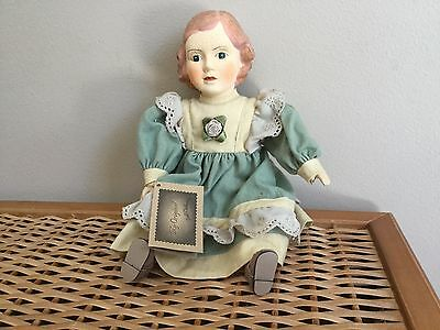 "Cracker Barrel Collection Doll,  ""joan"""