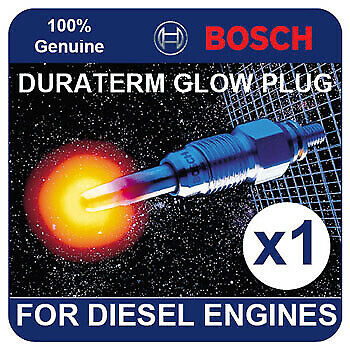 GLP070 BOSCH GLOW PLUG BMW 335 d Coupe 06-10 [E92] 281bhp
