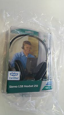 16 pieces!!! Logitech Stereo USB Headset 250
