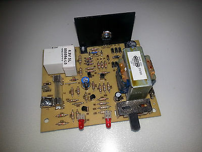 Exit Sign Battery charger & circuit board
