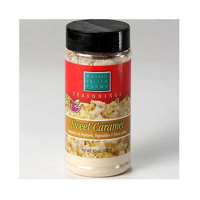 Wabash Valley Farms Popcorn Seasoning - Sweet Caramel - 3.7 oz