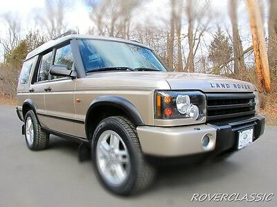 2003 Land Rover Discovery SE 2003 LAND ROVER DISCOVERY II SE ... 73,114 Original Miles