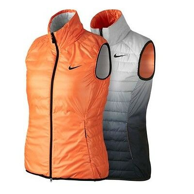 Nike Women's Golf Reversible Vest - Large - New With Tags