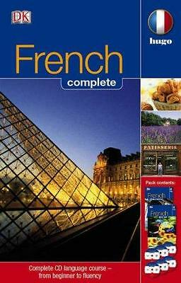 Hugo Complete French language course CD set Like New / Unused