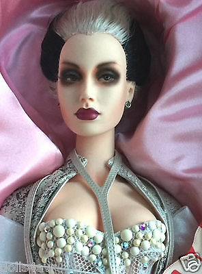 Sybarite Mood NRFB Superfrock Superdoll London Convention Resin Doll 2012 RARE