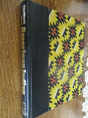 The World of the American Indian Book National Georgraphic Society 1974