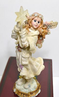 Boyds Bears & Friends The Folkstone Collection Astrid Inglass - Snow Angel