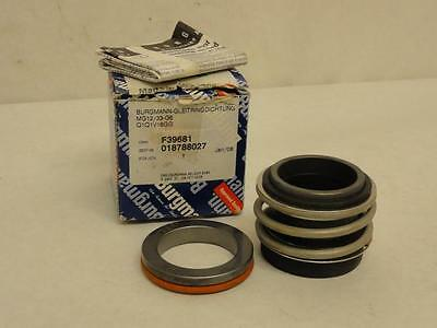 166289 New In Box, Burgmann MG12/33-G6 Shaft Seal Kit, Q1Q1V16GG, 018788027