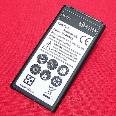New Extended Slim 5400mAh Battery For AT&T Samsung Galaxy S5 Active SM-G870A USA