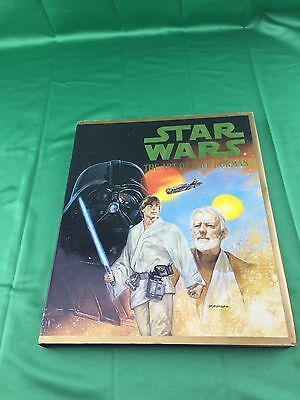 Star Wars Art Of Dave Dorman Signed Numbered  Limited Edition  Book