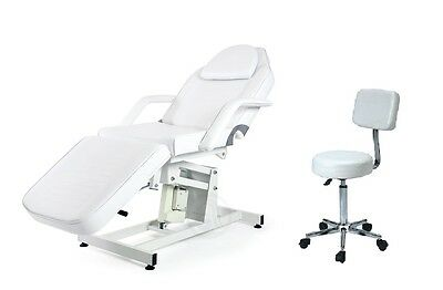 Electric Massage Facial Table Bed Chair Massage Beauty Waxing Shelves Adjustable