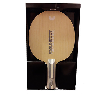 Butterfly TIMO BOLL ALL ROUND Frame Racket Table tennis Ping Pong