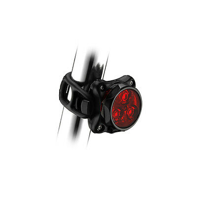 Lezyne Zecto Drive Rear Light Bicycle LED Rechargeable