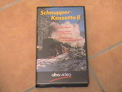 Schnupper Kassette II / Alba Video