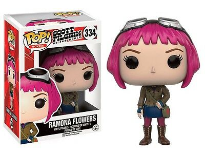 Figurine Scott Pilgrim - Ramona Flowers Pop 10cm