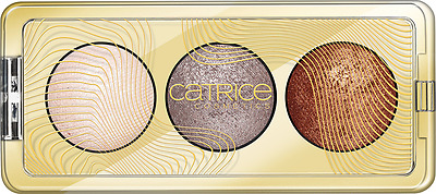 """CATRICE LE """"Pulse Of Purism"""" Pure Metal Palette (C02 By All Means Metaleyes) OVP"""