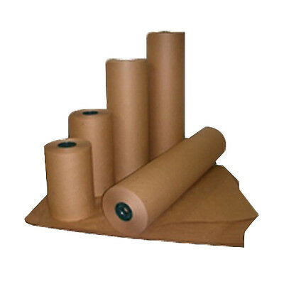 "Delta Paper Virgin Kraft Paper Plain Paper Brown 900' L x 36"" W"