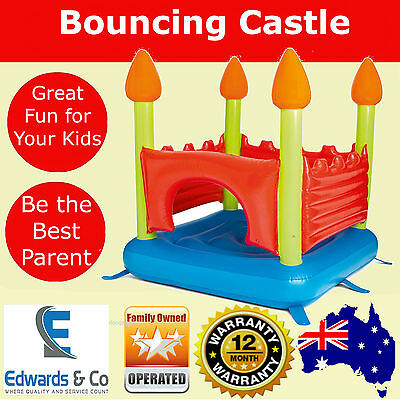 Inflatable Bouncy Bouncing Jumping Kids Outdoor Castle Repair Patch + 4 Anchors