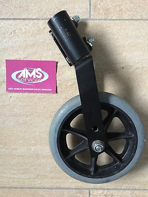 Invacare Action 2000 Wheelchair Complete Front Caster Castor / Wheel 150mm - b