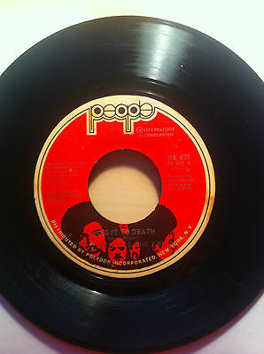James Brown Doing It To Death People Records 621 Funk