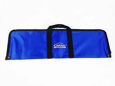 Cartel Blue Recurve Take Down Archery Bow Case / Bag