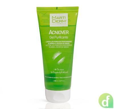 Acniover Gel Purificante, 200 ml. - Martiderm