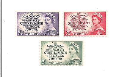 Queen Elizabeth ll 1953 Complete Coronation Stamp Collection-Mint-106 Stamps. NH