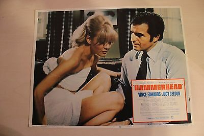 Hammerhead - Judy Geeson - Lobby Card Set Of 8