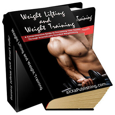 eBook PDF Weight Lifting and Weight Training + resell rights