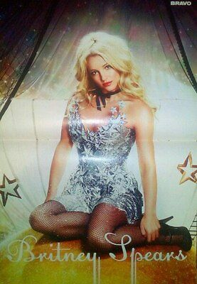 Britney Spears poster articles / clippings