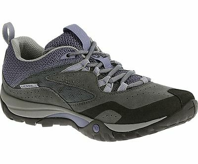 Merrell Women's Azura Breeze Walking Shoe (Grey/Purple)
