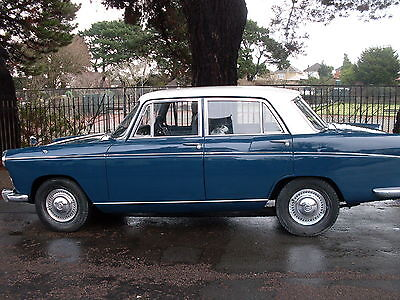 1966  Morris Oxford Blue/white New Mot A Superb Little Classic In Excellent Con