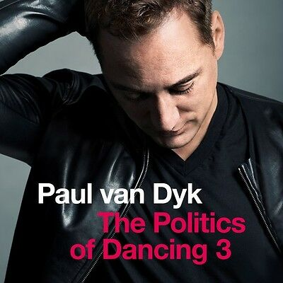 Paul Van Dyk-The Politics Of Dancing 3 - Paul Van Dyk (CD Used Very Good)