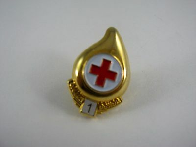 Vintage Collectible Pin: Blood Donor 1 Gallon Donor
