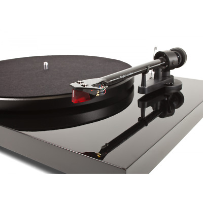 Pro-Ject (Project) Debut Carbon Turntable/Tonearm/Cartridge Pack Red