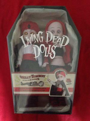 Living Dead Dolls The Great Zombini And Viv - Sealed New (Nuovo)