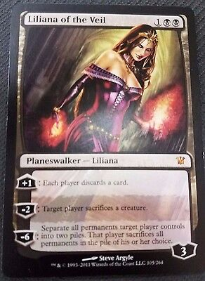 MTG Supreme Repack: 1-3 Mythics&Planeswalkers PER PACK - Liliana of the Veil!!!!