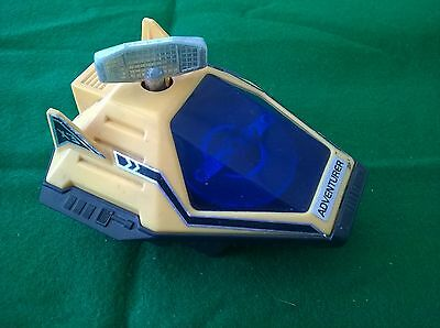 Retro Jimson Space Ship Wind Up Toy Sparking Adventurer