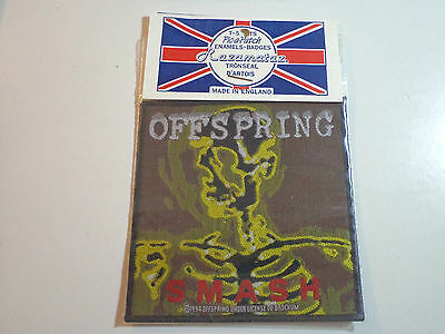 Vintage THE OFFSPRING  90s Unused PATCH punk rock nofx green day misfits t shirt