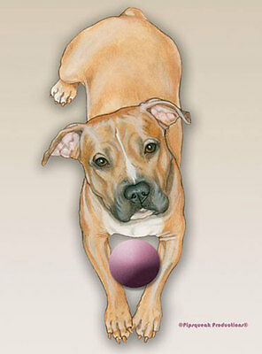 Pitbull Garden Flag 12.5 x 18 in
